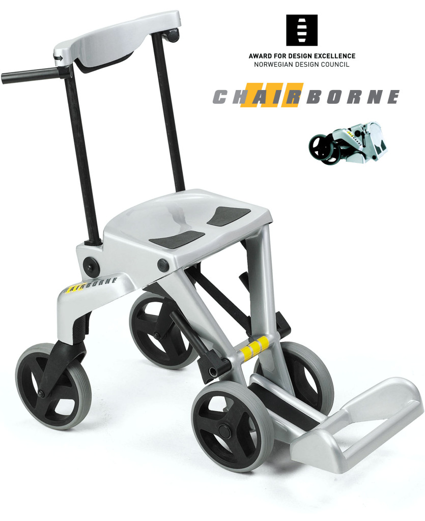 Chairborne Composite Wheelchair