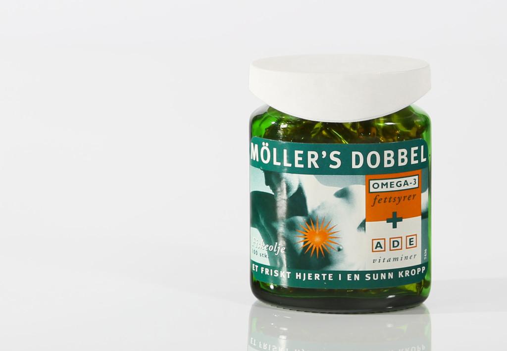 Mollers Dobbel Emballasje