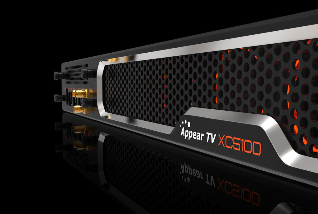 Appear TV XC5100